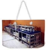 Nbs-6, Atomic Clock Weekender Tote Bag