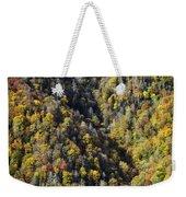 Nc Fall Foliage 0544 Weekender Tote Bag