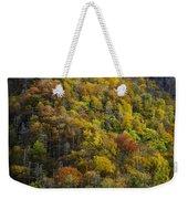 Nc Fall Foliage 0559 Weekender Tote Bag
