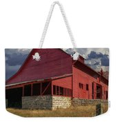 Nc Red Barn Weekender Tote Bag