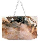 N.c. Wyeth: Ore Wagon Weekender Tote Bag