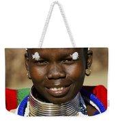 Ndebele Maiden Weekender Tote Bag