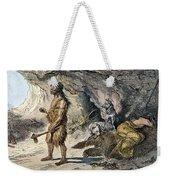 Neanderthal Man Weekender Tote Bag