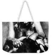Neanderthal Woman Weekender Tote Bag
