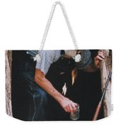 Near Bout Ready Weekender Tote Bag