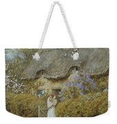 Near Freshwater Isle Of Wight Weekender Tote Bag