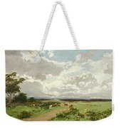 Near Liverpool. New South Wales Weekender Tote Bag