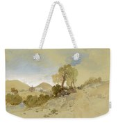 Near San Francisco, Mexico, March 1, 1883 Weekender Tote Bag