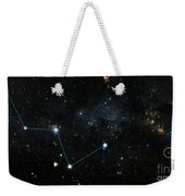 Nearest Exoplanet, Hd 219134 System Weekender Tote Bag
