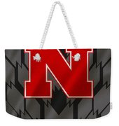 Nebraska Cornhuskers Uniform Weekender Tote Bag
