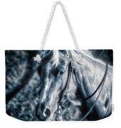 Nebraska Rodeo Roping Horse... Weekender Tote Bag