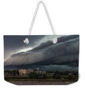 Nebraska Shelf Cloud 2 Weekender Tote Bag