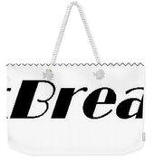 Neckbreakerz Official  Weekender Tote Bag