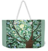 Ned's Garden The Right Tree Weekender Tote Bag