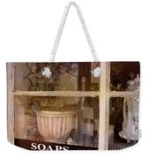 Need Soaps Weekender Tote Bag by Susanne Van Hulst
