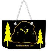 Need Some Cave Time Weekender Tote Bag