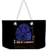 Needham's Blue Tree Weekender Tote Bag