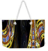 Needle And Ferris Wheel  Weekender Tote Bag