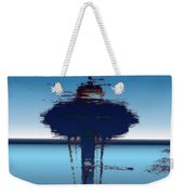 Needle In A Raindrop Stack 4 Weekender Tote Bag