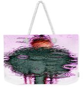Needle In A Raindrop Stack 5 Weekender Tote Bag
