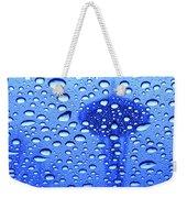 Needle In Rain Drops H006 Weekender Tote Bag