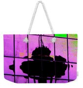 Needle Reflect 2 Weekender Tote Bag