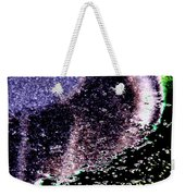 Needle Reflect Weekender Tote Bag