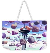 Needle Rocks Weekender Tote Bag