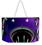 Needle Rollercoaster Weekender Tote Bag