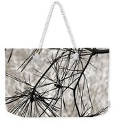 Needles Everywhere Weekender Tote Bag
