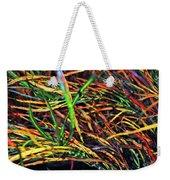 Needles Of Color Weekender Tote Bag