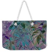 Negative Jungle Weekender Tote Bag