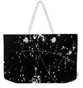 Negative K Mesons, Bubble Chamber Event Weekender Tote Bag