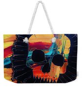 Negative Relations 3 Weekender Tote Bag
