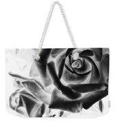 Negative Roses Weekender Tote Bag
