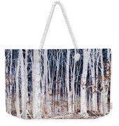 Negative Spaces Weekender Tote Bag