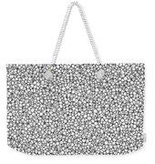 Negative Sponge Bone Confusion Weekender Tote Bag