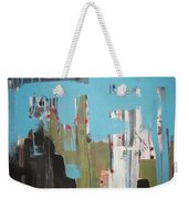Neglected Area Weekender Tote Bag