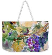 Neighborhood Grapevine Weekender Tote Bag