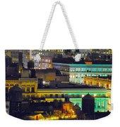 Neighborhood Jazz Weekender Tote Bag