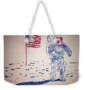 Neil Armstrong Weekender Tote Bag
