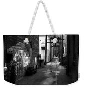 Nelson Bc Alley Weekender Tote Bag
