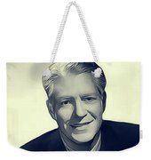 Nelson Eddy, Vintage Actor Weekender Tote Bag