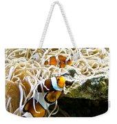 Nemo And Marlin Weekender Tote Bag