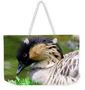 Nene Hawaii State Bird Weekender Tote Bag