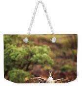 Maui Hawaii Haleakala National Park Nene Hawaiian State Bird Weekender Tote Bag