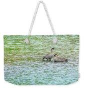 Nene Water Wings Weekender Tote Bag