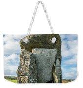 Neolithic Modern Weekender Tote Bag