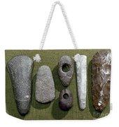 Neolithic Tools Weekender Tote Bag