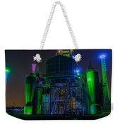 Neon Color Machinery Weekender Tote Bag